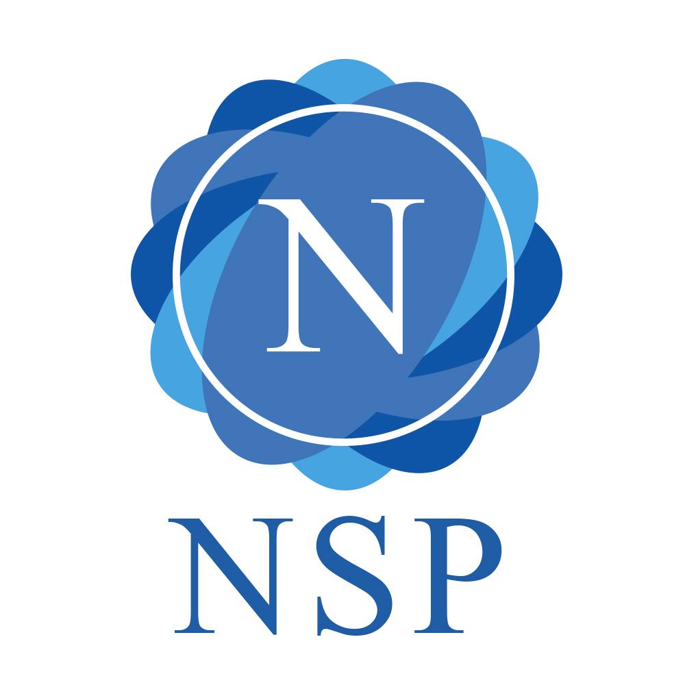 NSP Blog logo (WHITE)