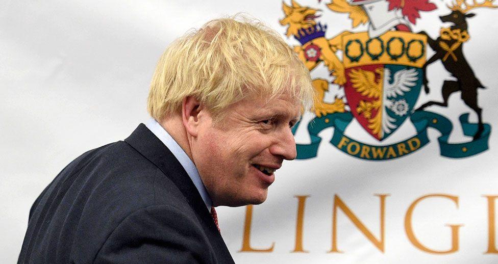 2019 GE Boris Johnson