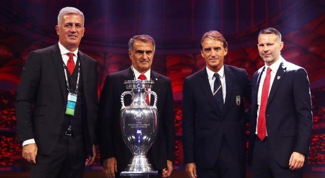 EURO 2020 draw