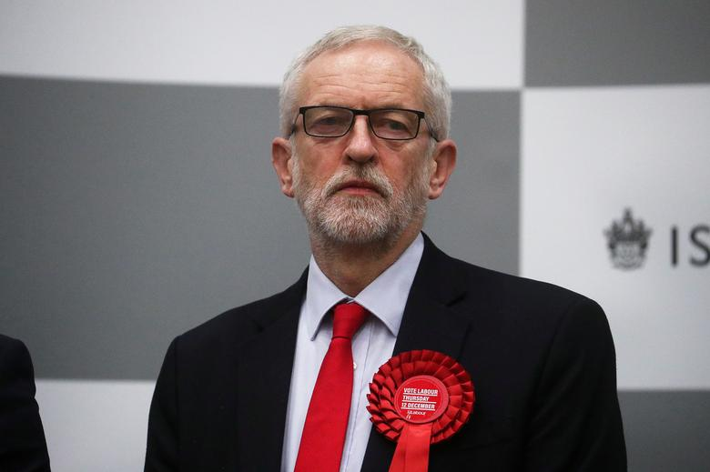2019 GE Jeremy Corbyn
